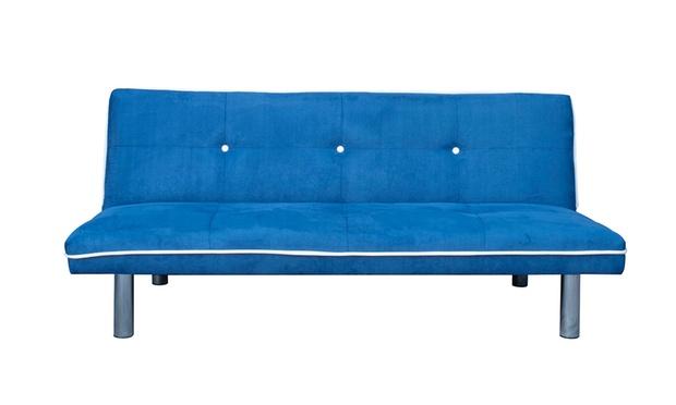Ofertas sof cama clic clac otero de microfibra en vitoria for Sofa cama clic clac oferta