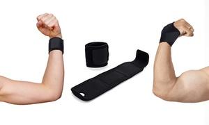 Unisex Compression Arthritis Wrist-Support Brace (1- or 2-Pairs)