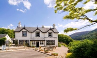 Scottish Highlands: 1 to 3 Nights with Breakfast, Bubbly and Late Check-Out; with Option for Dinner at Loch Leven Hotel