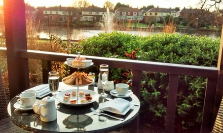 Afternoon Tea, Prosecco and Views