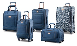 American Tourister Belle Voyage Softside Expandable Spinner Luggage