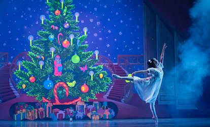 "image for Central Florida Ballet Presents ""The Nutcracker"" (December 16 or 17)"