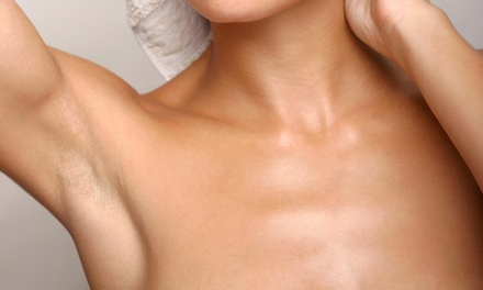 A Laser Hair Removal Treatment on a Medium Area at Suzanna's Spa Suite (73% Off)