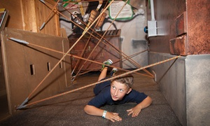 Liberty Science Center:  Liberty Science Center Admission for One or Two (Up to 40% Off)