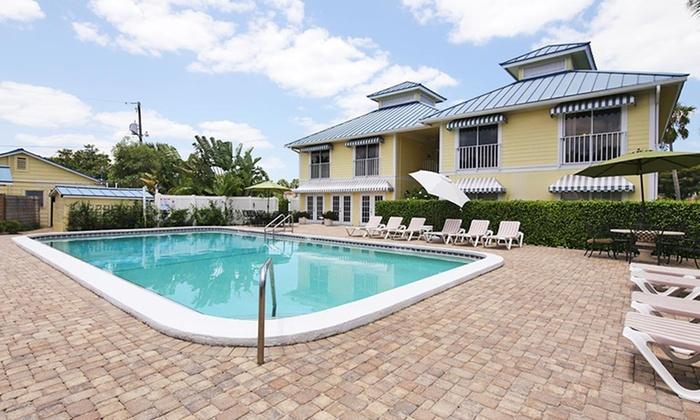 Naples Courtyard Inn - Naples, FL: Stay at Naples Courtyard Inn in Naples, FL, with Dates into September