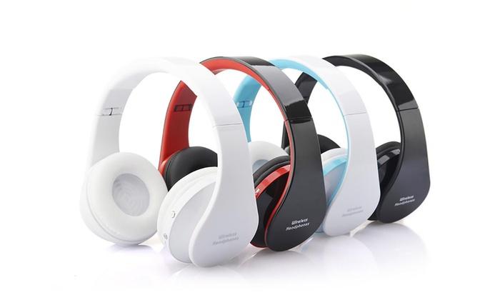 Draadloze Bluetooth Koptelefoon Groupon