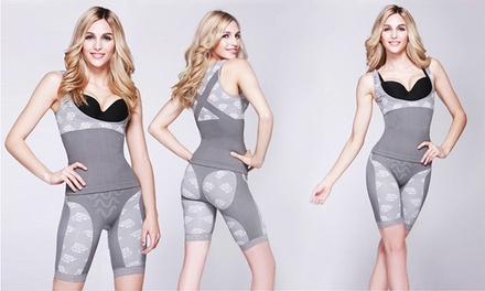 Bamboo Charcoal Slimming Top or Shorts