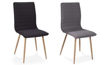 Lot de 2 ou 4 chaises Parex | France deals, coupons