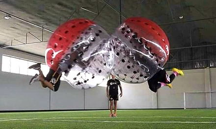Knockerball Open Play or Party Package at KnockerBall CT (Up to 46% Off). Five Options Available.