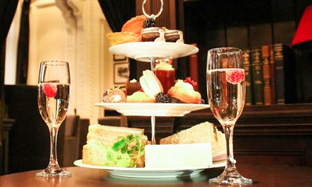 Traditional Afternoon Tea with Prosecco for Two at DoubleTree Hilton Liverpool (45% Off)