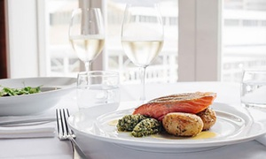 Dockside Restaurant and Bar: From $599 for a 3-Course Waterfront Dinner Function for 15 People at Dockside Restaurant and Bar (From $1, 283 Value)