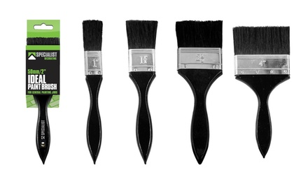 One or Five Ideal Paint Brushes