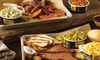 Up to 40% Off Family Pack or Menu at Dickey's Barbecue Pit