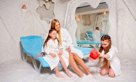 One or Three 25-Minute Salt Cave Sessions at Salt For Your Soul (Up to 65% Off)