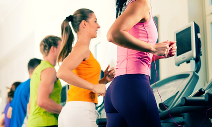Genesis Athletic Club - Vancouver: One-Month Gym Membership with Option for Tanning, Personal Training, or Both at Genesis Athletic Club (Up to 67% Off)