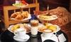 Großes Etageren-Frühstück