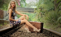 Location Photoshoot with Unlimited Edited Images on a Disc from R199 at Jess Botha Photography (Up to 69% Off)