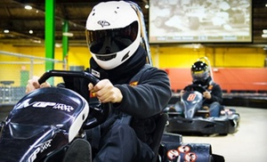 Lehigh Valley Grand Prix: One or Two Go-Kart Races at Lehigh Valley Grand Prix (Up to 58% Off)