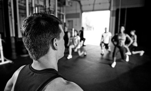 FTX CrossFit: Five or Ten Boot Camp Classes at FTX CrossFit (Up to 76% Off)