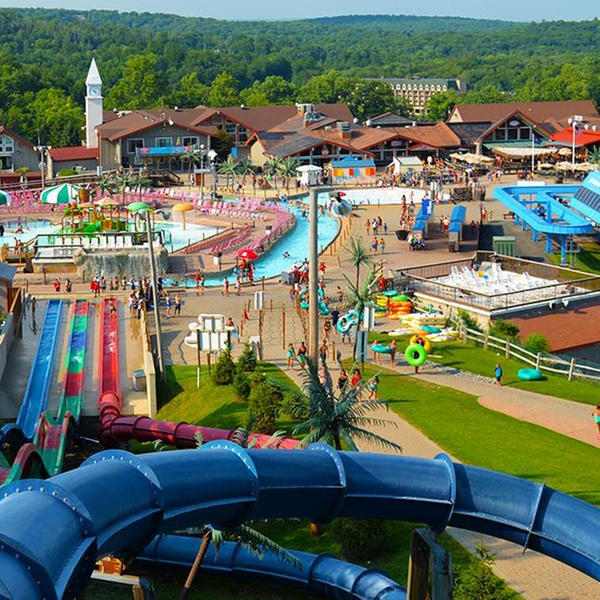 Camelbeach Mountain Waterpark In