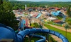 25% Off Admission to Camelbeach Mountain Waterpark