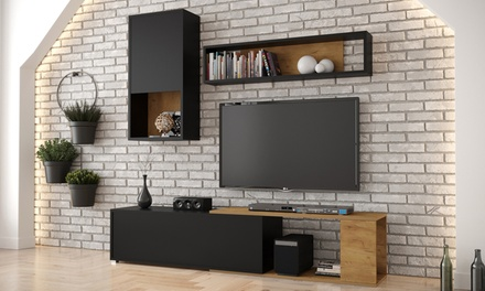 Set di mobili per soggiorno Selsey