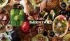 Bistro Barnyard 銀座店 - bistro BARNYARD GINZA: 40%OFF【2,260円】心と体に嬉しい、贅沢ビストロランチ≪生産者直送の厳選オーガニック食材&有機野菜のコース5品&カフェ≫ @Bistro Barnyard 銀座店