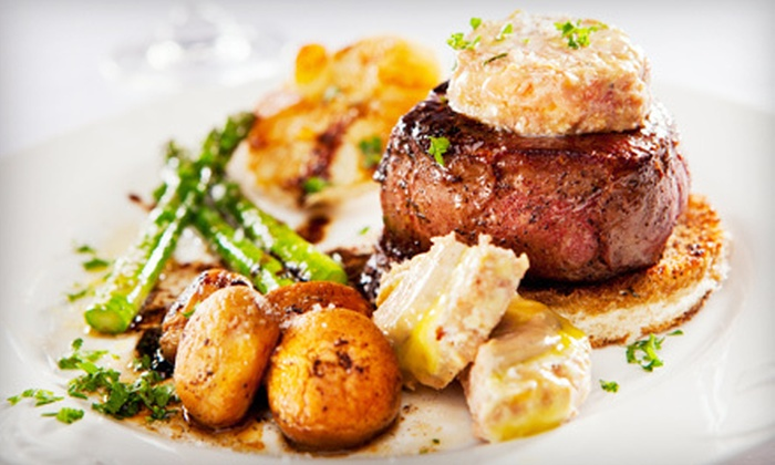 Bistro Michel - Downtown: French Cuisine for Lunch or Dinner at Bistro Michel (Up to 52% Off)