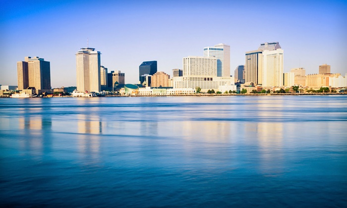 null - Baton Rouge: Stay for Two at Avenue Plaza Resort in New Orleans, with Dates into August