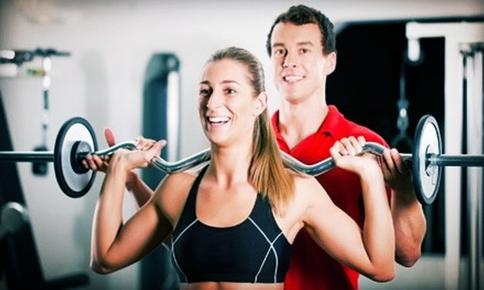Zag Fitness - Suffield: One or Three Personal-Training Sessions or One Group Training Class for Up to Six at Zag Fitness (Up to 56% Off)