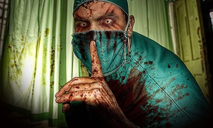 Haunted House Admission for Two or Four at The Neverending Nightmare (Up to 46% Off)