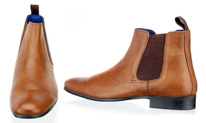0c481ab1540 Red Tape Men's Chelsea Boots | Groupon Goods