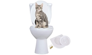 Kit dressage toilettes pour chat