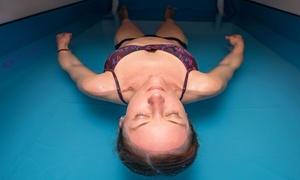 Float Om Healing Center & Tranquility Tanks: $75 for Buddy Float Session and Bath Salts at Float Om Healing Center & Tranquility Tanks ($131 Value)