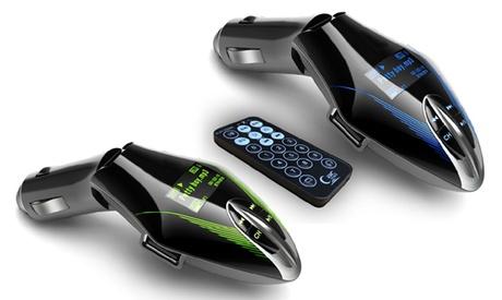 Trend Matters Bluetooth FM Transmitter MP3 Player 8b19738e-e7de-11e6-9ac6-00259069d7cc
