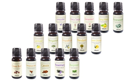 Five Essential Oils Gift Set