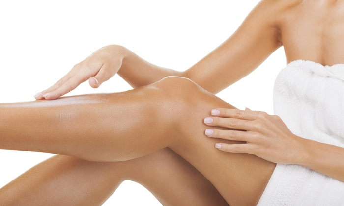Mostbelle Laser Spa - Multiple Locations: A Laser Hair Removal Treatment for Full Legs at Mostbellè (70% Off)