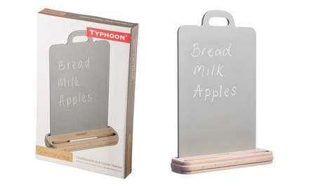 One or Two Typhoon Retro Americana Chalkboards/Tablet Holders