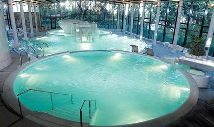 Tarragona: 1 o 2 noches para dos en habitación superior con desayuno y acceso a spa termal en Hotel Termes Montbrió 4*