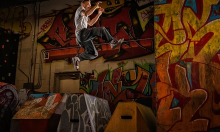 $58.99 for Intro Parkour Class with Five Additional Classes at Urban Evolution ($140 Value)