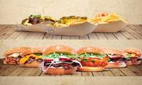 KayDoe Kebab nach Wahl inklusive Pommes frites und Getränk für 2 oder 4 Personen im KayDoe Store (bis zu 45% sparen)