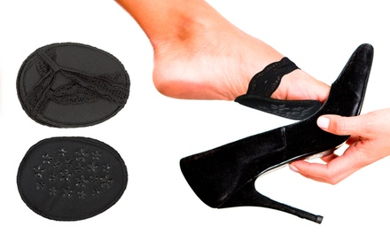 Two or Four Pairs of Forefoot Flip Pad Insoles