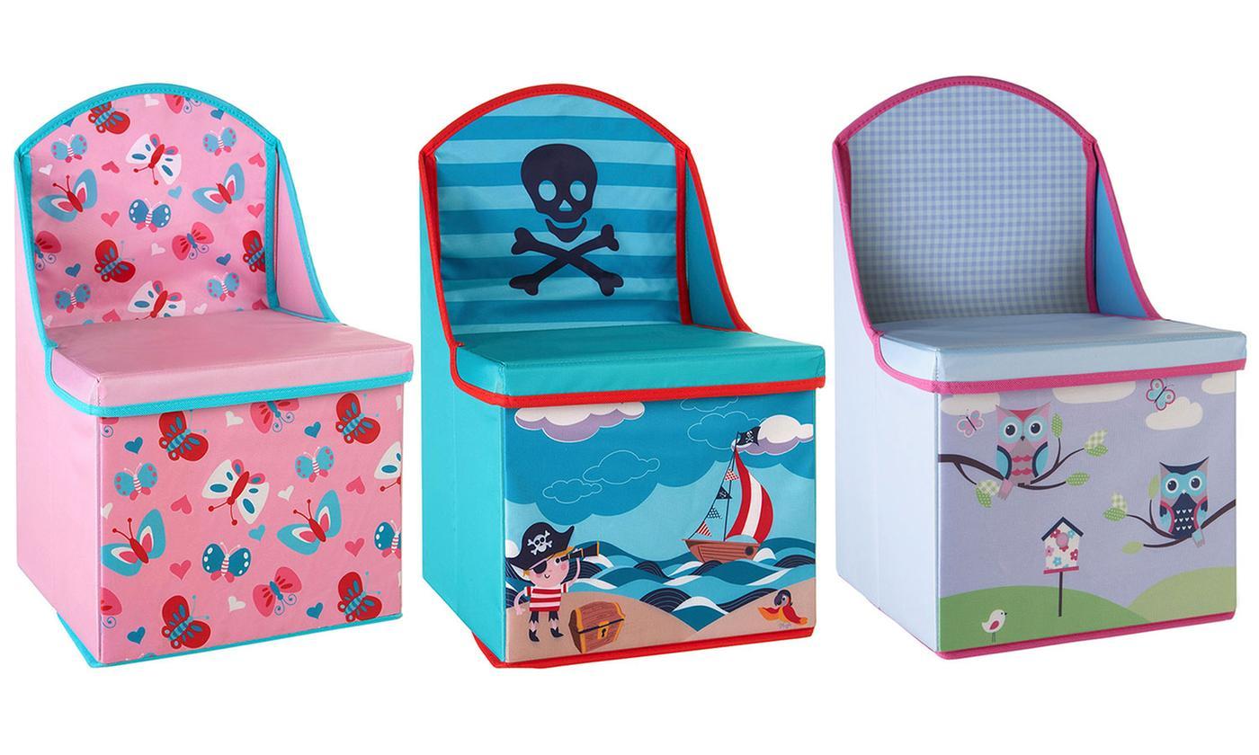 Kids' Storage Box/Seat (£11.99)