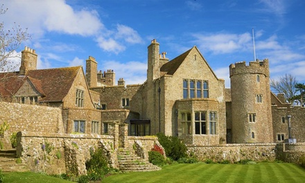 STE - Lympne Castle Cottages - Accommodation