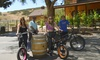 Up to 59% Off Wine Tasting E-Bike Tour with Uncorked Tours