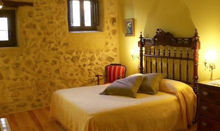 Teruel: 1, 2, 3, 5 o 7 noches para 2 en habitación doble con late check-out y opción a desayuno en Hotel Casa Valero