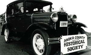 Anoka County Historical Society: Behind-the-Scenes Gallery Tour or Ghost Tour from Anoka County Historical Society (Up to 44% Off)