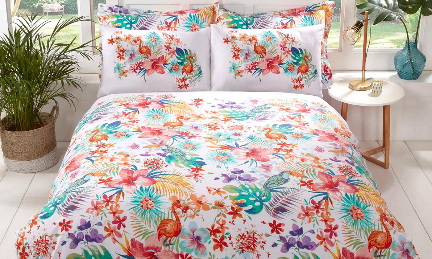 Rapport Home Tropicana Duvet Set