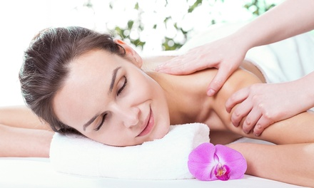One 60-Minute Therapeutic Massage from Infinite Awareness (Up to 50% Off)