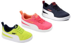Baskets enfant Puma Courtflex